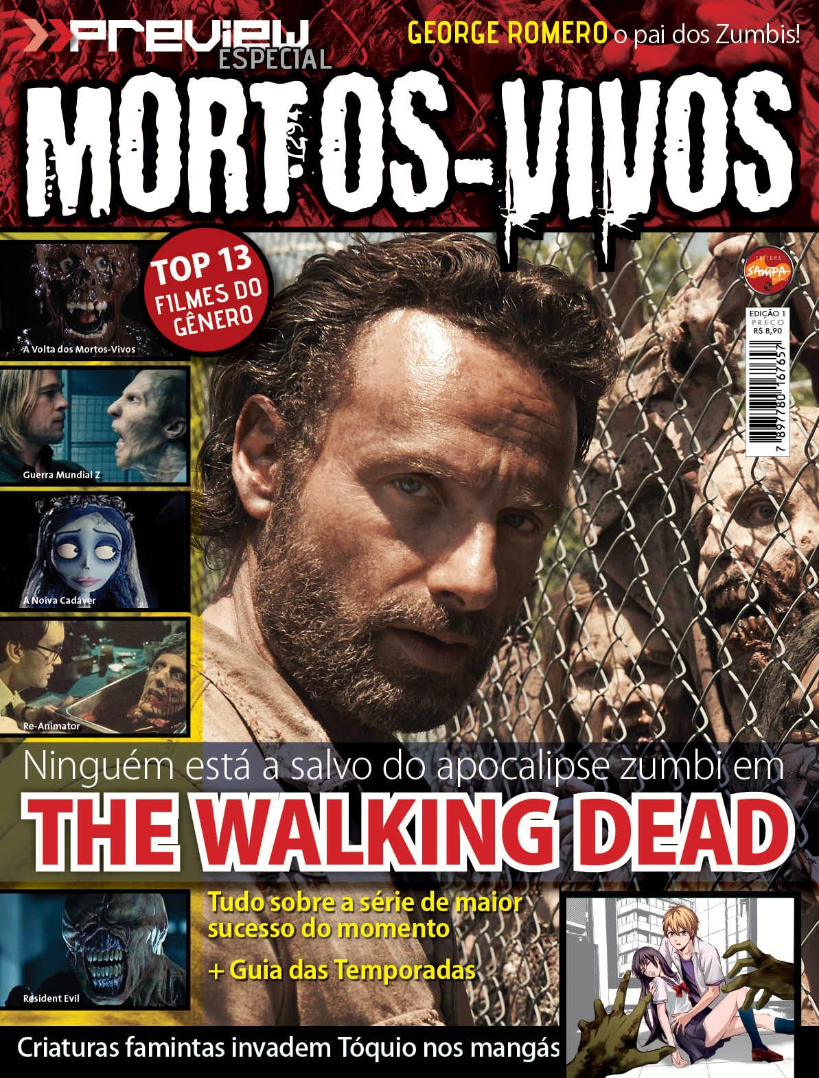 Filme Mortos Vivos intended for preview especial: mortos-vivos | revista preview
