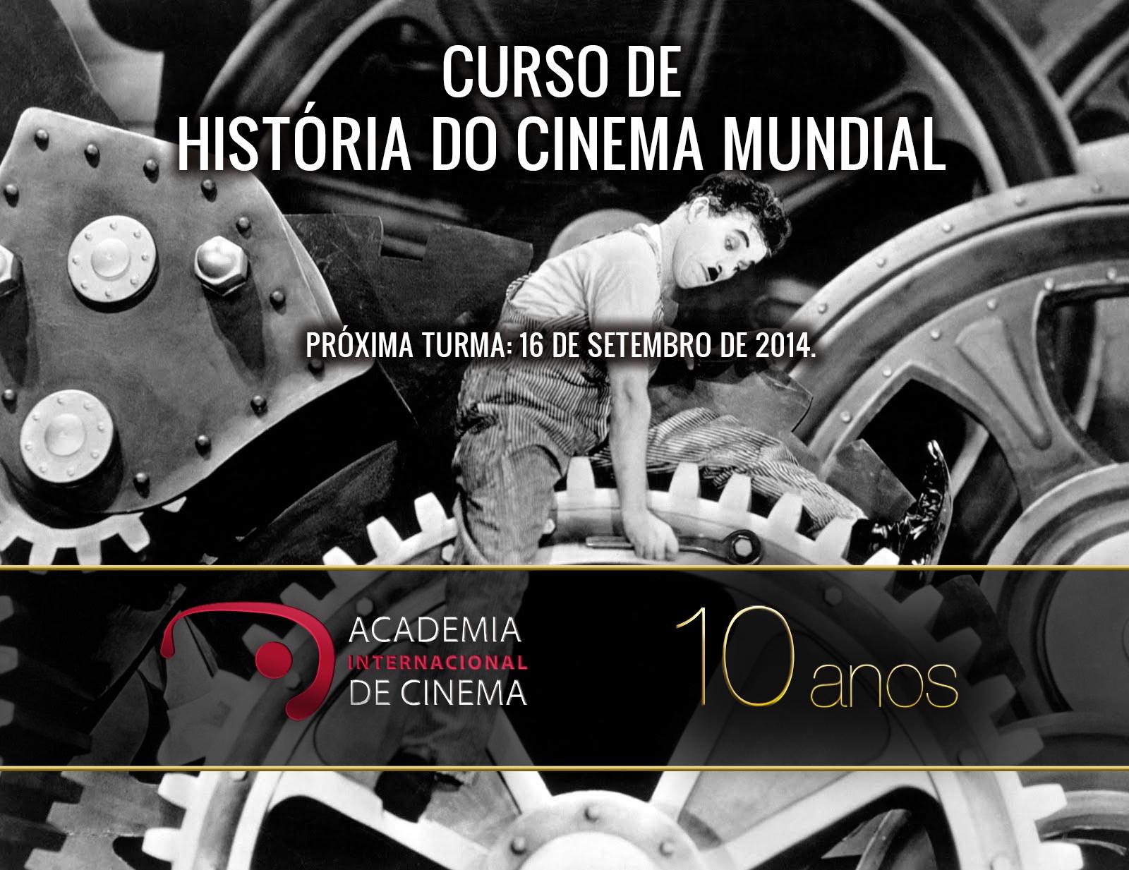 HISTORIA CINEMA 16 SETEMBRO AIC