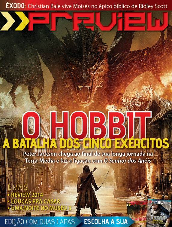 Capa Preview 63-Hobbit