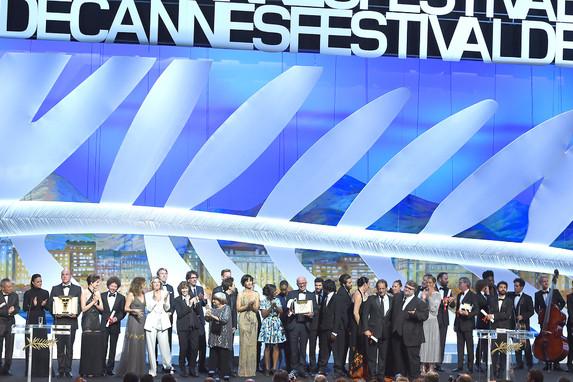Premiados no Festival de Cannes 2015 - Foto de Anne-Christine Poujoulat