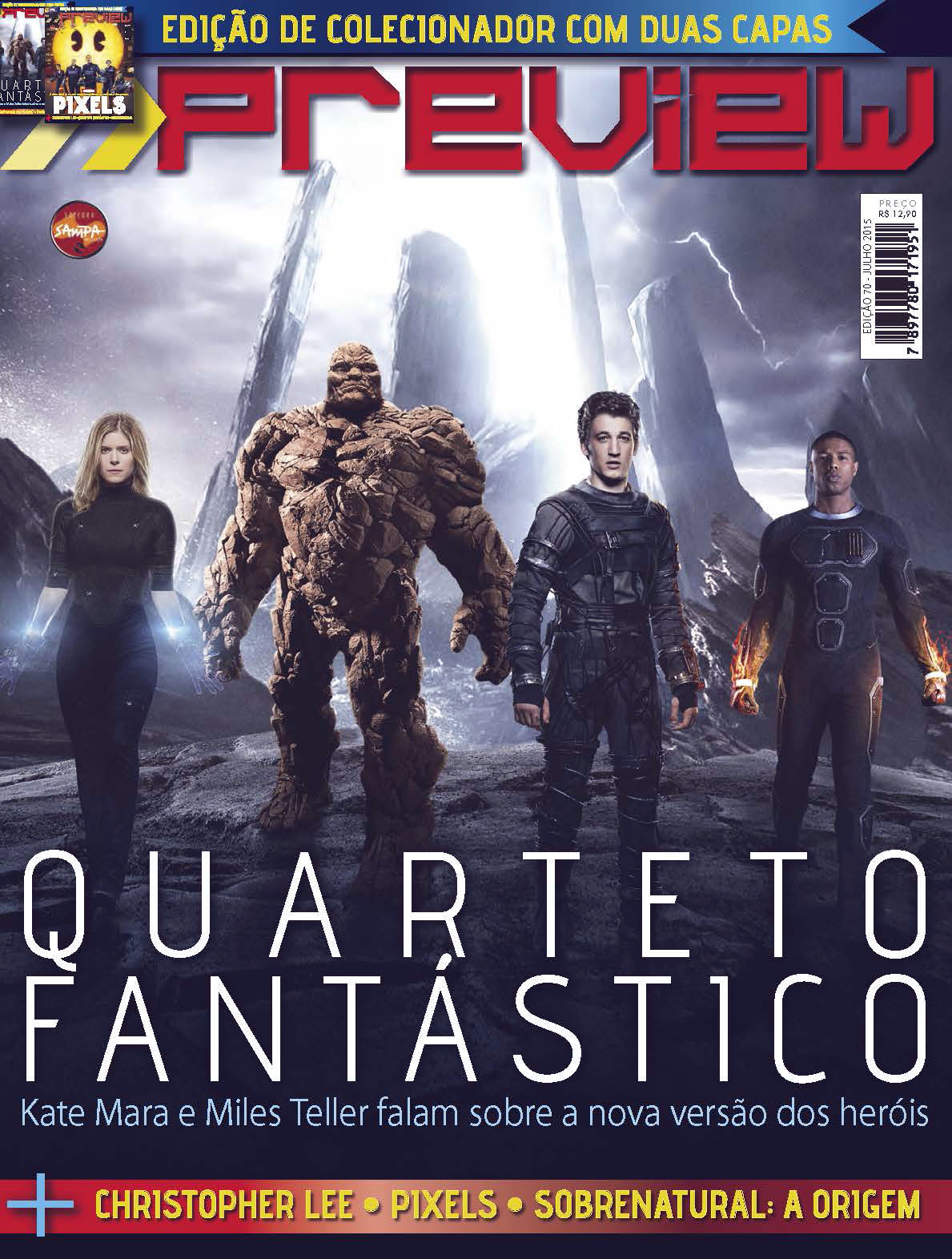 Preview 70 capa Quarteto