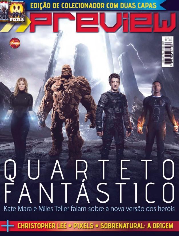 Preview 70 capa Quarteto